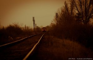 Train by LRNPhoto