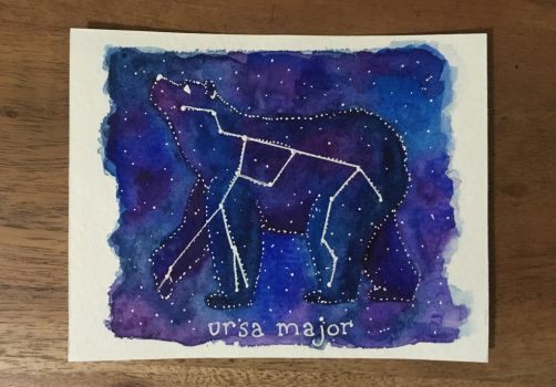 Ursa Major by Folklore-A
