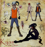 Kyas reference 3.0 by IssuesAndDrama