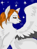 - Daughter of the moon by Faith-Wolfie