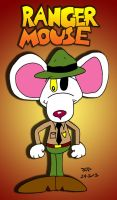 Ranger Mouse by JimmyCartoonist