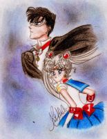sailor moon - the lovers by moonfreak739