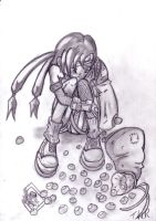 Tragedy of Yuffie: 1 of 3 by silverbolt2012