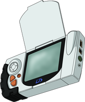 Digimon Adventure 02 - D-Terminal HD by NelaNequin