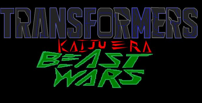 Transformers Beast Wars Kaiju Era Tittle Final by LEXA-Lexamus-Prime