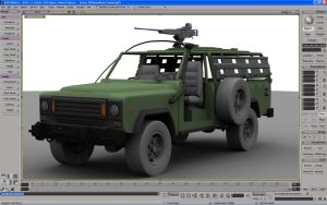Whitman Rover Light Texture CG by Broadshore