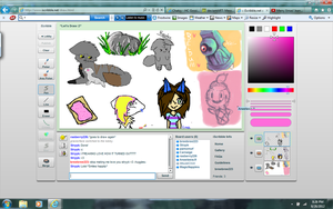 Iscribble madness 4 by breebree223