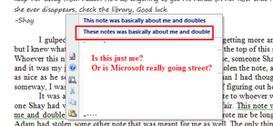 Microsoft Word, really? (x2) by Spooneh21