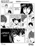 Death Note - Freakishly HUGE.. by imsosxe