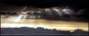 Rays of hope... by Yancis