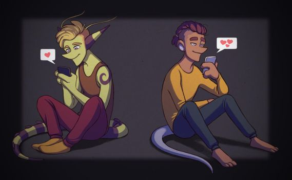 Sms'ing by AtomicRay