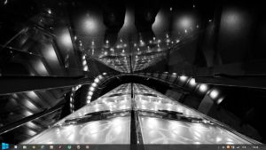 Black & White Theme  Windows 8 by Adyss88 by Andrei-Azanfirei