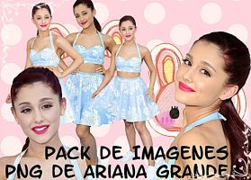 Pack Ariana Grande,5 Fotos Png by JacqueZavi123
