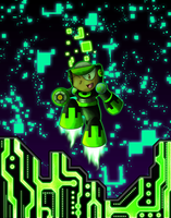 A Pixelated Realm by spdy4
