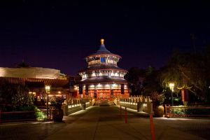 Epcot China Stock 11 by AreteStock