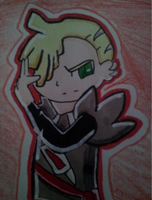 Gladion From Pokemon Sun and Moon by Azurilla12
