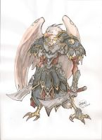 Eagle Warrior from Udon Comics by Vendex