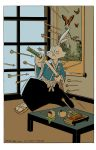 Usagi Yojimbo-Benton Jew by bentonjew
