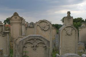 old Jewish cemetary  11 by ethnonaut