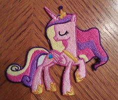 Princess Cadence Patch by EthePony