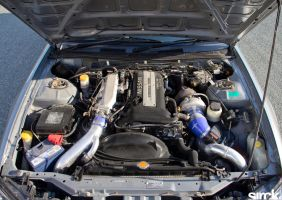 SR20 in a S15 by small-sk8er