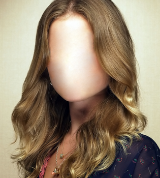 Faceless Emily Vancamp by LtNeelie