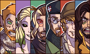WWE: Rise of the Immortals by Oniwanbashu
