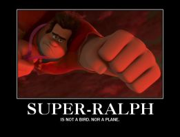 Super-Ralph. by DjPavlusha
