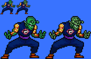 King Piccolo JUS by MeowFlapBoy
