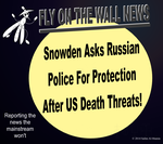 Snowden Receives US Death Threats! by IAmTheUnison