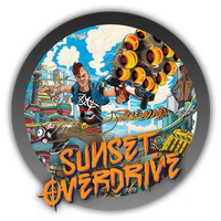 Sunset Overdrive - Icon by Blagoicons