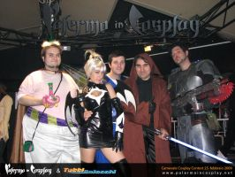 Palermo in Cosplay Rulez by AuraRinoa