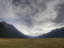 Way to Milford Sound HDR by Deceptico