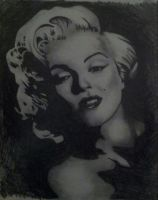 Marilyn Monroe by pwojciuk