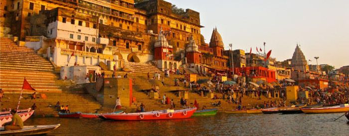 Golden triangle Tour With Varanasi by pasatholiday