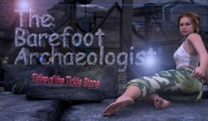 The Barefoot Archaeologist #4 Promo by MTJpub