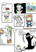 Grendel Page 7 by Firaphrin