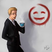 The Mentalist by Kat-Anni
