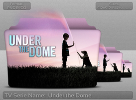 Under the Dome - Tv Series Folder Icon by atty12