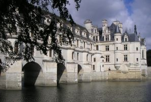 Chenonceau Loire by andersvolker