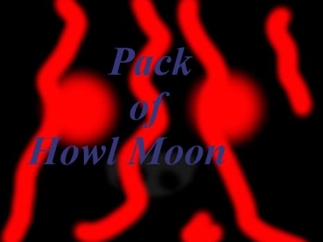 Pack of Howl Moon. (If it had a cover?) by HelenTheGamerGirl