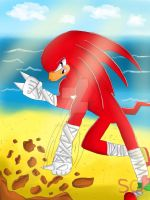 Unknown of me :sonic boom knuckles: by sonamycomic