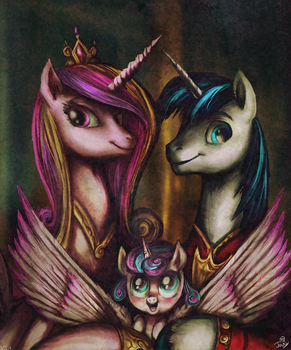 Princess Spoiller Arrived in the year 2016 by Jowybean