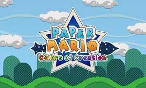 Paper Mario: Colors of Creation: Introduction by BenstarDeviant