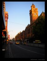 melbourne by caioac
