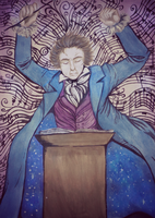 Beethoven by SashaStub