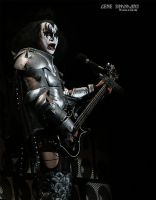 Gene Simmons, Dessel by xxRockPrincess
