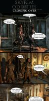 Skyrim Oddities: Crossing Over by Janus3003