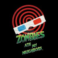 THE ZOMBIES ATE MY NEIGHBORS by TheReverieDesigns