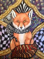 The Fox and the Grapes by MagicallyCapricious